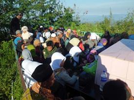 Makam Syekh Jumadil Qubro kalilurang