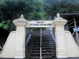 Makam Syekh Maulana Maghribi