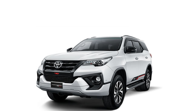 Rental Sewa Mobil Fortuner Jogja Murah, All New
