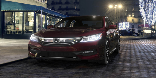 Feature Exkterior Honda Accord jogja