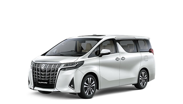 Toyota Alphard TRANSFORMERS