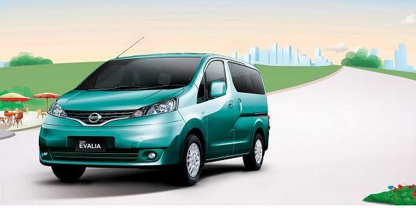 Rental Sewa Mobil Evalia Jogja Murah : Nissan Terbaru