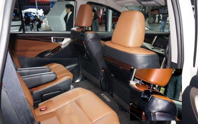 Toyota Venturer Seats