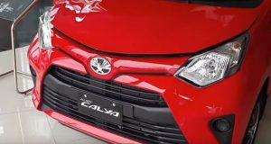 Toyota Calya E MT All New