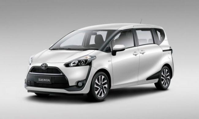 Toyota Sienta E MT